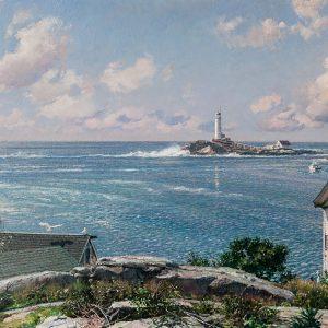 Isles of Shoals White Island Light