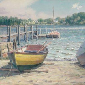 Quiet Haven on the Westport River