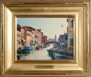 Venice Murano Canal